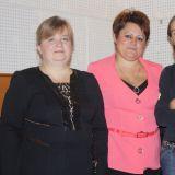 Слева направо – Родионова Мария Владимировна, Бойкова Наталья Юрьевна, Степанова Светлана Александровна