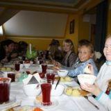 Ужин по пути из Варшавы в Бельско - Бяла